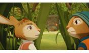 Скриншот к фильму «Заячья школа»