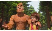 Скриншот к фильму «Стань легендой! Бигфут Младший»