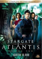 Звёздные Врата Атлантис . Сезон 2