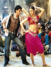 Песни и танцы индийского кино