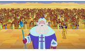 Скриншот к фильму «Три богатыря и принцесса Египта»