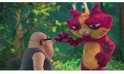 Скриншот к фильму «Плюшевый монстр»