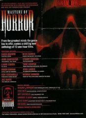 Мастера ужасов: История Хэкеля