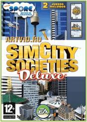 Simcity Societies: Deluxe Edition
