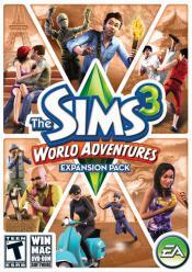 Sims 3:  Мир приключений