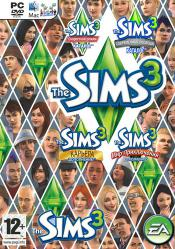 The Sims 3 Deluxe 12 в 1